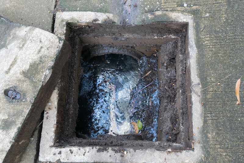 Blocked Sewer Drain Unblocked in Leicester Leicestershire